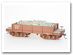 20′ Gondola/Ore Car Kit Photo Gallery