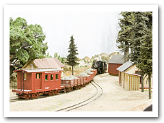 D.S.&F. Ore Train Photo Gallery